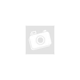 Mini nyalóka dekor sárga színben