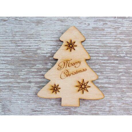 Karácsonyi dekorációhoz fa fenyő forma