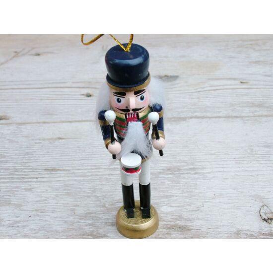 Karácsonyi figurák diótörő katona doboló