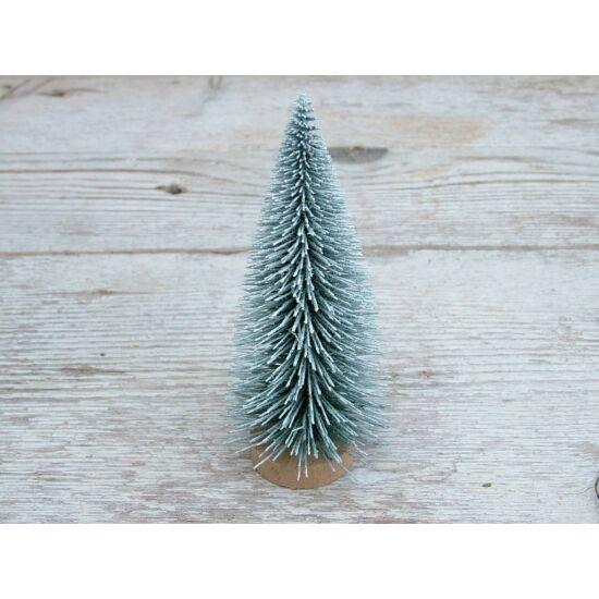 Karácsonyi dekoráció stilizált fenyő