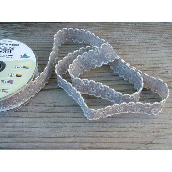 vaszon-szalag-viragmintas-szurke-1